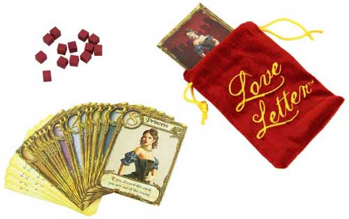 Love-Letter boardgame
